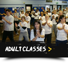 Adult Kung Fu Classes