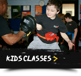 Kids Kung Fu Classes